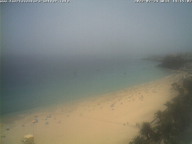 Webcams Fuerteventura I