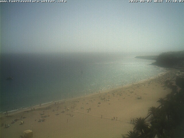 Webcam Fuerteventura I