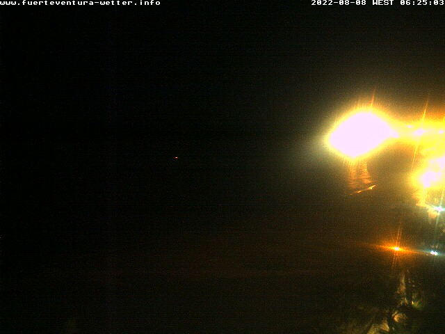 Webcam Fuerteventura - Coronado beach